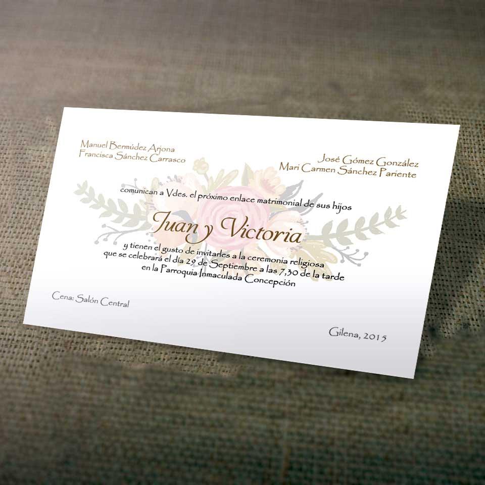 Tarjetas para Invitar